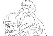 Modern Disney Princess Coloring Pages Modern Disney Princess Coloring Pages