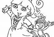 Momjunction Princess Coloring Page Momjunction Princess Coloring Page