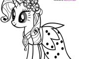 My Little Pony Coloring Book My Little Pony Coloring Book