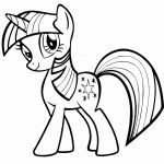 My Little Pony Coloring Page My Little Pony Coloring Page