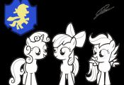 My Little Pony Cutie Mark Crusaders Coloring Pages My Little Pony Cutie Mark Crusaders Coloring Pages