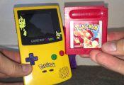 Nintendo Gameboy Color Pokemon Nintendo Gameboy Color Pokemon