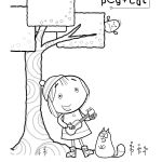 Peg and Cat Coloring Pages Peg and Cat Coloring Pages