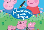 Peppa Pig Adventures with Peppa Giant Coloring Book Peppa Pig Adventures with Peppa Giant Coloring Book