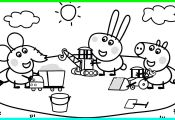 Peppa Pig Coloring Book Pdf Peppa Pig Coloring Book Pdf