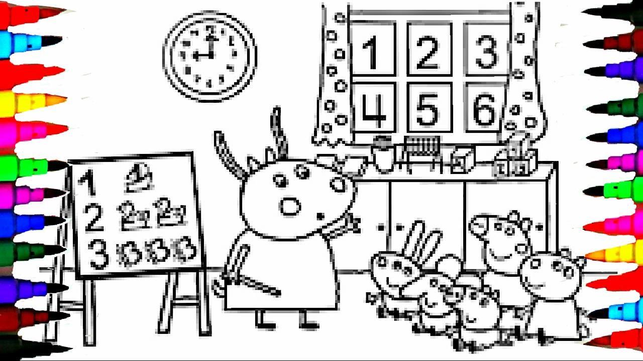peppa-pig-coloring-book-youtube-of-peppa-pig-coloring-book-youtube Peppa Pig Coloring Book Youtube Cartoon