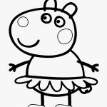 Peppa Pig Coloring Pages Suzy Sheep Peppa Pig Coloring Pages Suzy Sheep