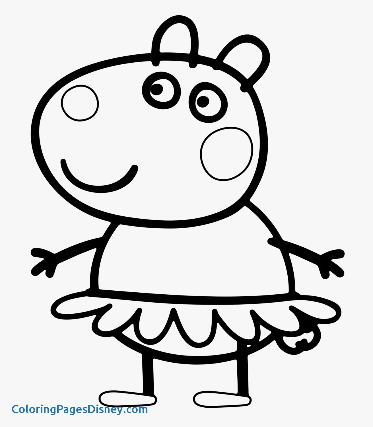 peppa-pig-coloring-pages-suzy-sheep-of-peppa-pig-coloring-pages-suzy-sheep Peppa Pig Coloring Pages Suzy Sheep Cartoon