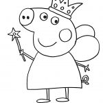 Peppa Pig Coloring Pictures Peppa Pig Coloring Pictures