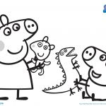 Peppa Pig Colouring Pages Uk Peppa Pig Colouring Pages Uk