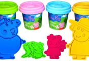 Peppa Pig Play Doh Colors Peppa Pig Play Doh Colors