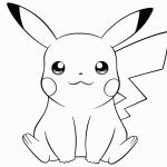 Pikachu Coloring Pages Printable Pikachu Coloring Pages Printable