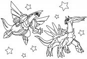 Pokemon Coloring Pages Arceus Pokemon Coloring Pages Arceus