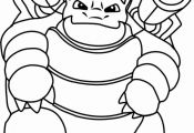Pokemon Coloring Pages Chesnaught Pokemon Coloring Pages Chesnaught