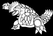 Pokemon Coloring Pages Groudon Pokemon Coloring Pages Groudon