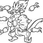 Pokemon Coloring Pages Hoopa Pokemon Coloring Pages Hoopa