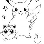 Pokemon Coloring Pages Jigglypuff Pokemon Coloring Pages Jigglypuff
