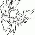 Pokemon Coloring Pages Mega Garchomp Pokemon Coloring Pages Mega Garchomp