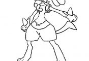 Pokemon Coloring Pages Of Lucario Pokemon Coloring Pages Of Lucario