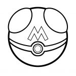 Pokemon Coloring Pages Pokeball Pokemon Coloring Pages Pokeball