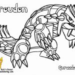 Pokemon Coloring Pages Primal Groudon Pokemon Coloring Pages Primal Groudon