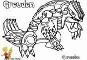 Pokemon Coloring Pages Primal Groudon Pokemon Coloring Pages Primal Groudon