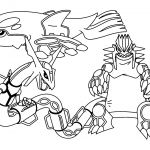 Pokemon Coloring Pages Rayquaza Pokemon Coloring Pages Rayquaza