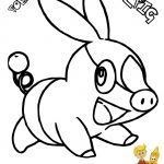 Pokemon Coloring Pages Tepig Pokemon Coloring Pages Tepig