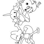 Pokemon Coloring Pages torchic Pokemon Coloring Pages torchic