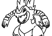 Pokemon Coloring Pages Typhlosion Pokemon Coloring Pages Typhlosion