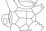 Pokemon Coloring Pages Water Type Pokemon Coloring Pages Water Type