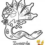 Pokemon Coloring Pages Zygarde Pokemon Coloring Pages Zygarde