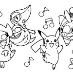 Pokemon Coloring Sheets Black and White Pokemon Coloring Sheets Black and White