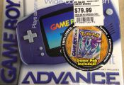 Pokemon Crystal Gameboy Color Pokemon Crystal Gameboy Color