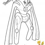 Pokemon Deoxys Coloring Pages Pokemon Deoxys Coloring Pages