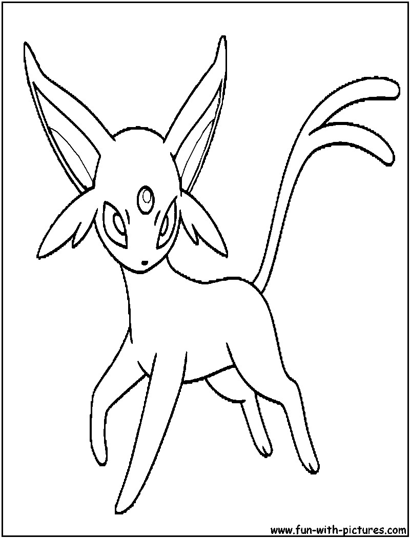 pokemon-espeon-coloring-pages-of-pokemon-espeon-coloring-pages Pokemon Espeon Coloring Pages Cartoon