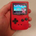 Pokemon Game Colors Pokemon Game Colors