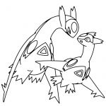 Pokemon Latias Coloring Pages Pokemon Latias Coloring Pages