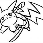 Pokemon Ninja Coloring Pages Pokemon Ninja Coloring Pages