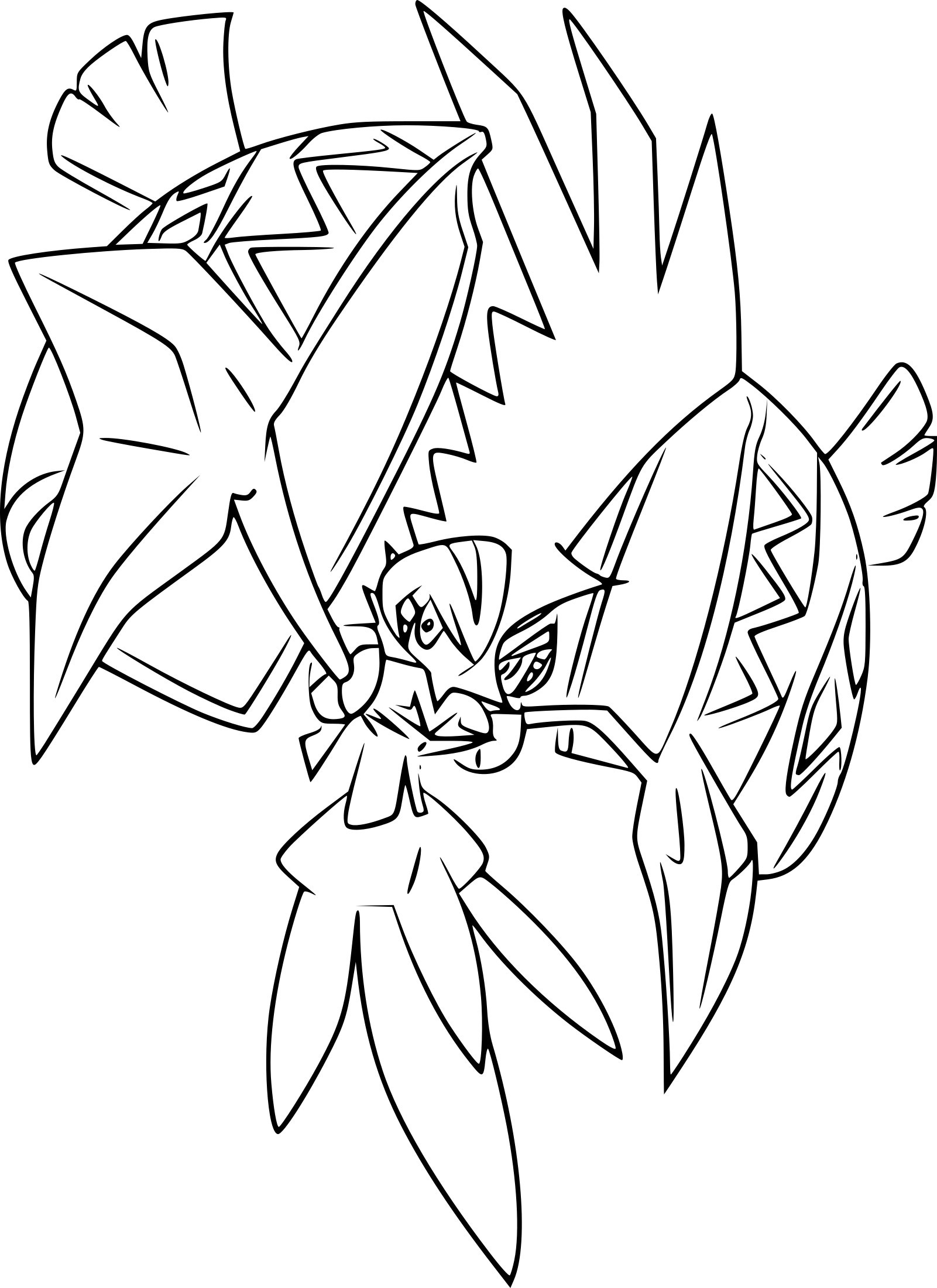pokemon-tapu-koko-coloring-pages-of-pokemon-tapu-koko-coloring-pages Pokemon Tapu Koko Coloring Pages Cartoon