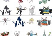 Pokemon Ultra Beast Coloring Pages Pokemon Ultra Beast Coloring Pages