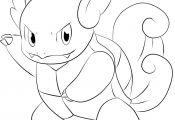 Pokemon Wartortle Coloring Pages Pokemon Wartortle Coloring Pages