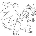 Pokemon Xy and Z Coloring Pages Pokemon Xy and Z Coloring Pages