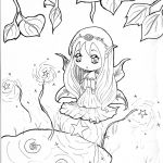 Pretty Girl Coloring Pages Pretty Girl Coloring Pages