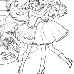 Princess and the Popstar Coloring Pages Princess and the Popstar Coloring Pages