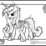 Princess Cadence Wedding Coloring Page Princess Cadence Wedding Coloring Page