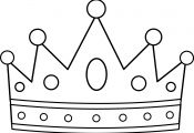 Princess Crown Coloring Pages to Print Princess Crown Coloring Pages to Print
