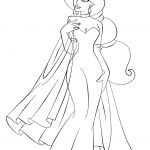 Princess Dress Coloring Pages Princess Dress Coloring Pages