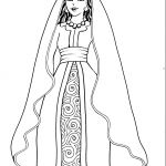 Princess Esther Coloring Pages Princess Esther Coloring Pages