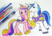 Princess Flurry Heart Coloring Pages Princess Flurry Heart Coloring Pages